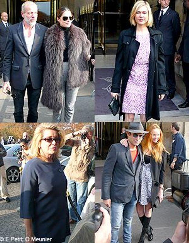 Fashion Week Paris : Balenciaga tape dans l'oeil des V.I.P