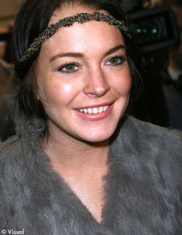 Fashion Week Paris : Ungaro a fait sans Lindsay Lohan