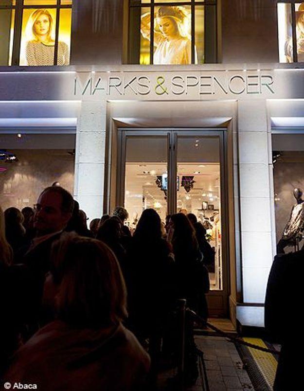 Forever 21 et Marks & Spencer se disputent une adresse parisienne