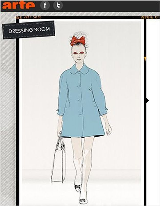 Gagnez la tenue de vos rêves avec le dressing room Arte