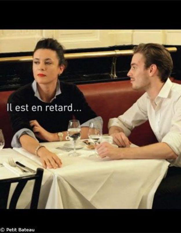 Garance Doré, la star d'une vidéo Petit Bateau