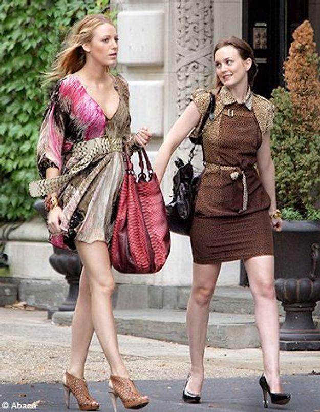 Gossip Girl : de la série à la ligne de vêtements