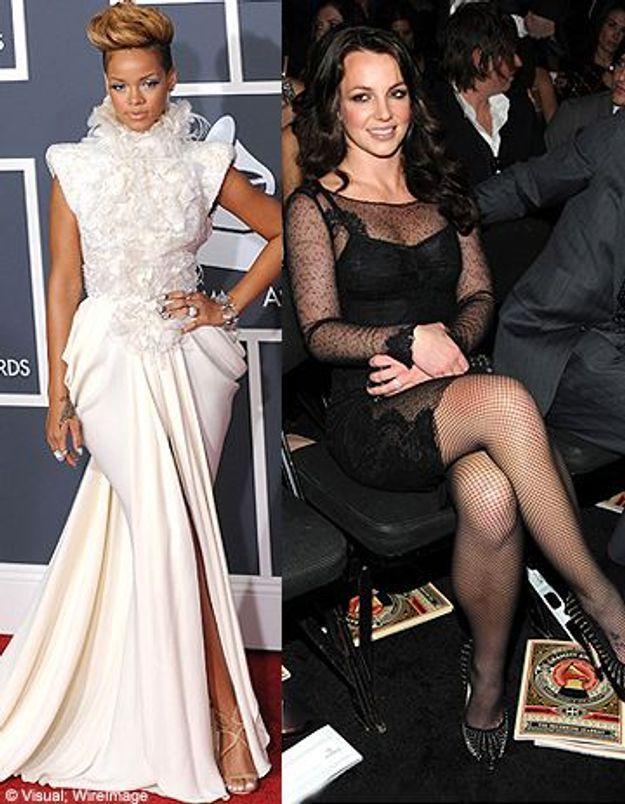 Grammy Awards : Rihanna était la mieux habillée ?