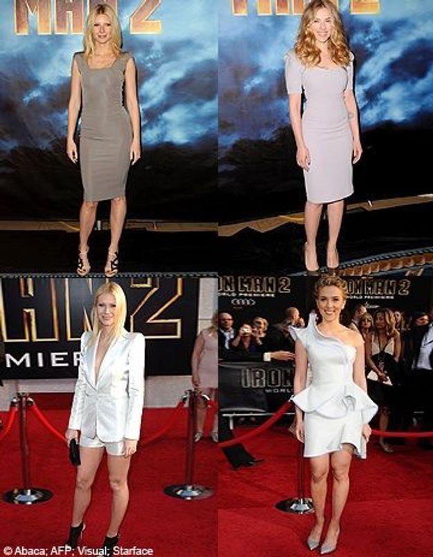 Gwyneth Paltrow / Scarlett Johansson : qui copie qui ?
