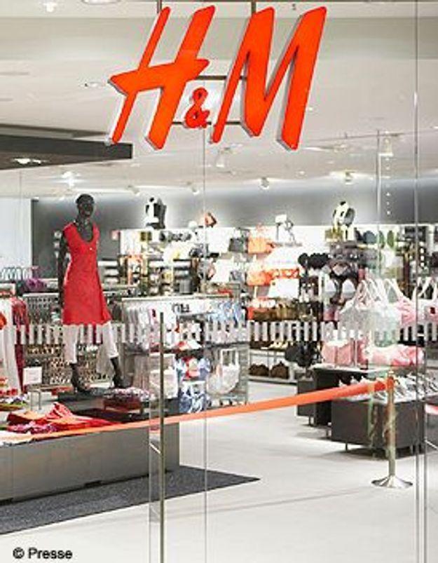 H&M débarque sur les Champs-Elysées