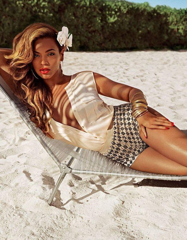 H&M dévoile la première photo de la campagne avec Beyoncé