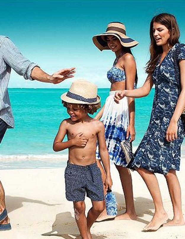 H&M lance une collection « plage » en faveur de WaterAid
