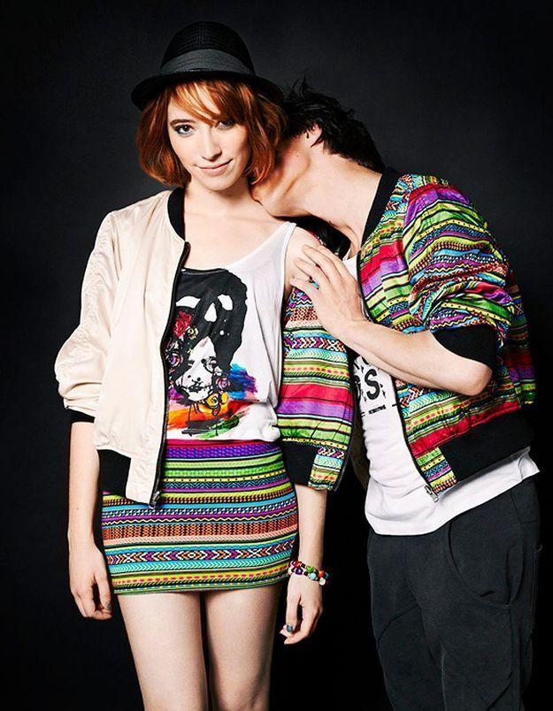H&M s'associe à des blogueurs pour la collection Fashion Against AIDS