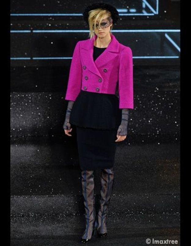Haute Couture : le défilé monumental de Chanel