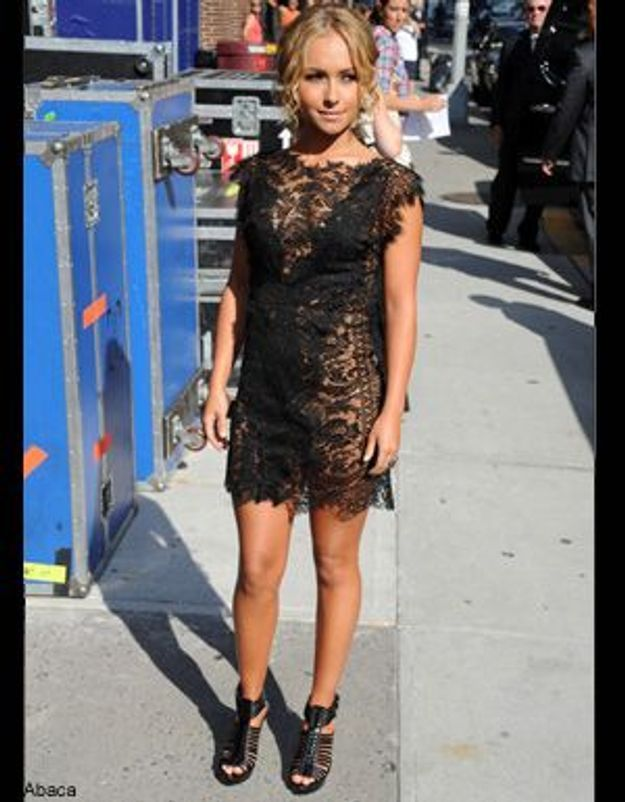Hayden Panettiere : ultra-provocante à New York !