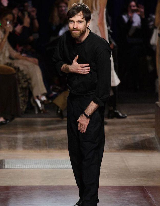 Christophe Lemaire quitte la direction artistique de Hermès