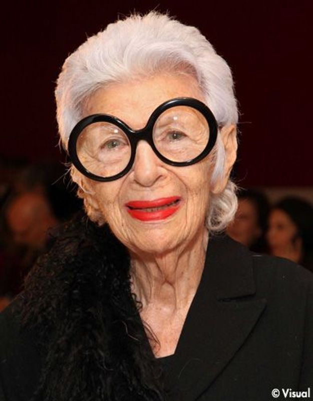 Iris Apfel : un film sur la doyenne des fashionistas