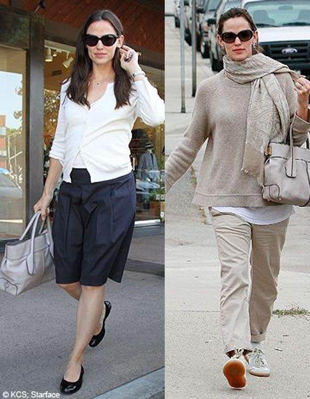 It bag : le gris-gris de Jennifer Garner
