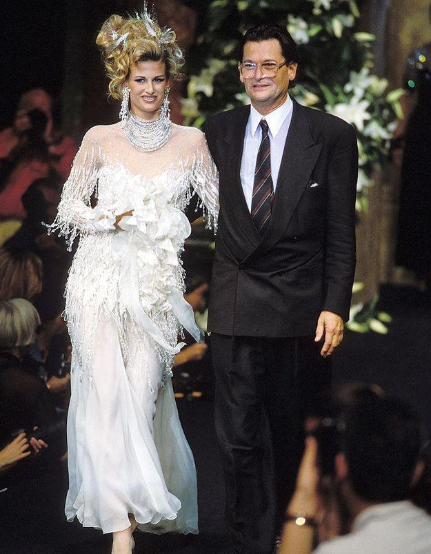 Jean-Louis Scherrer : un grand nom de la mode est mort