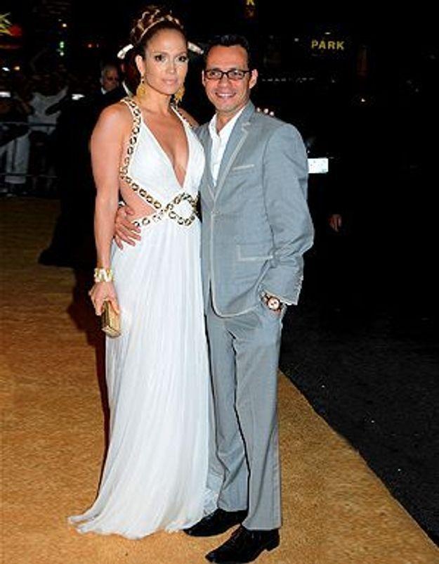 Jennifer Lopez : déesse grecque pour ses 40 ans