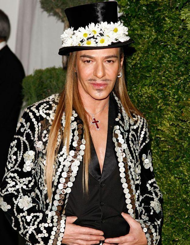 John Galliano, le retourdu pirate de la mode ?