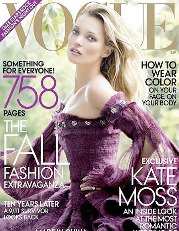 John Galliano retrouve l'inspiration grâce à Kate Moss