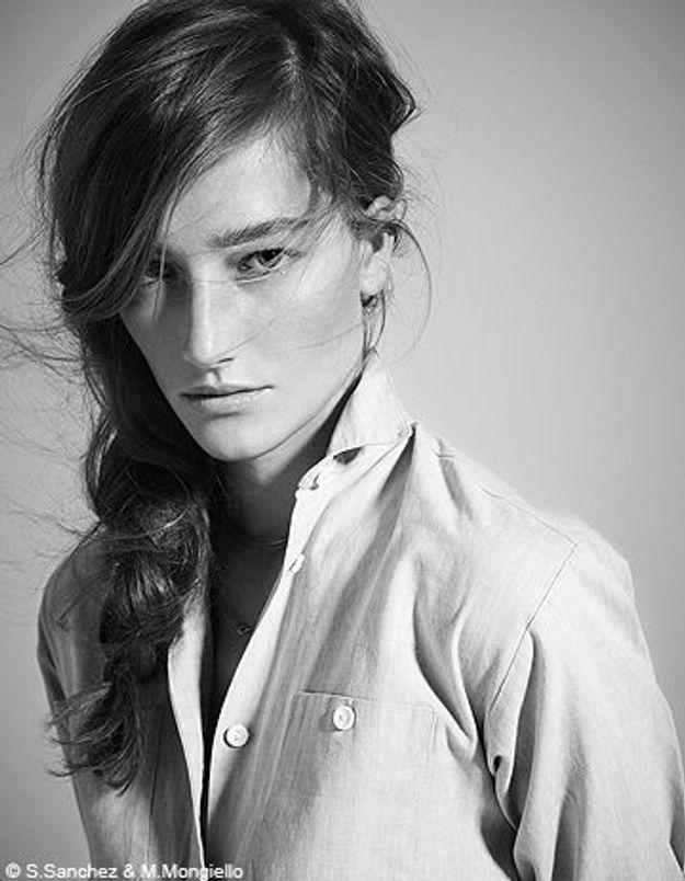 Joséphine, lauréate du concours Elite 2011