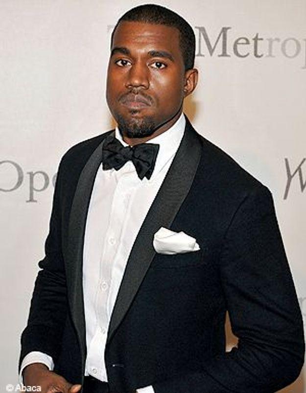 Kanye West : sur le shooting d'une série mode pour ELLE