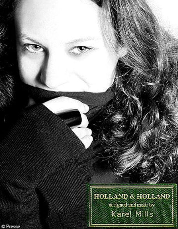 Karel Mills : une créatrice du Lab dessine une collection capsule pour Holland&Holland