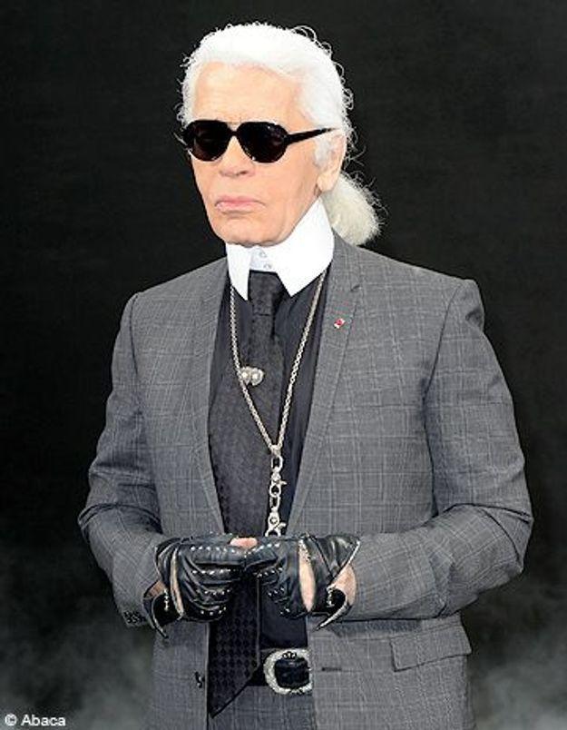 Karl Lagerfeld collabore avec Macy's
