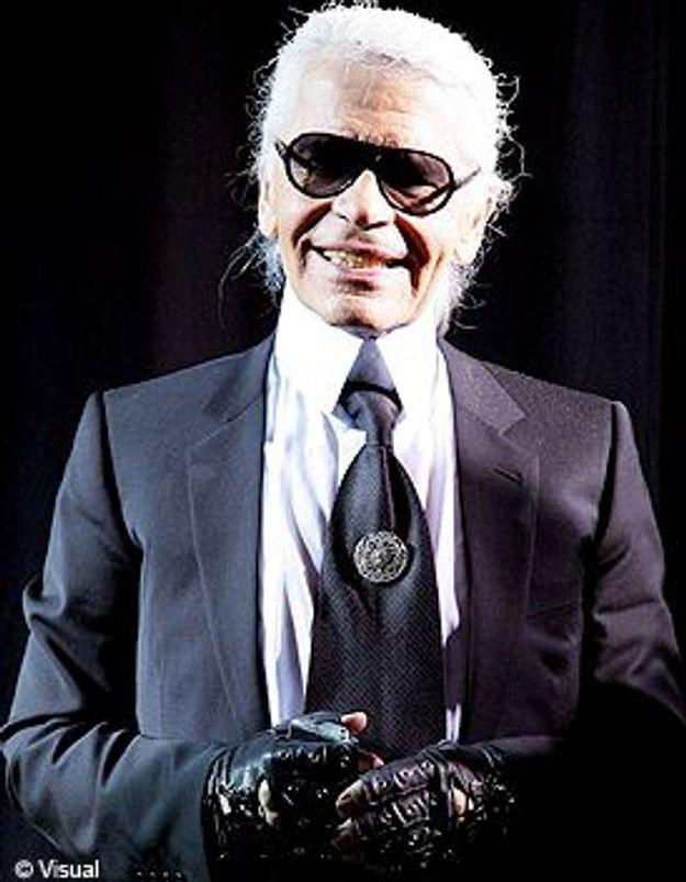 Karl Lagerfeld, le cinéaste