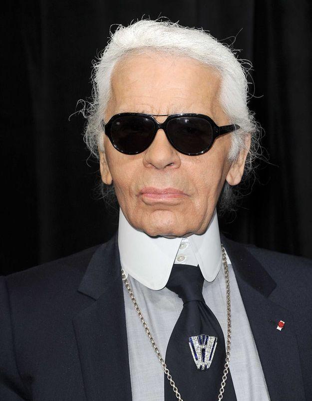 Karl Lagerfeld révèle sa (vraie ?) date de naissance