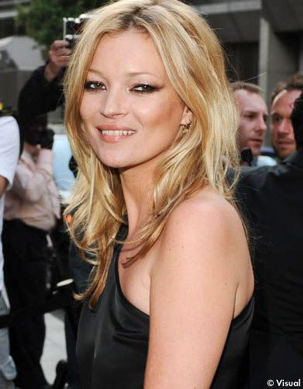 Kate Moss pour Topshop, c'est fini
