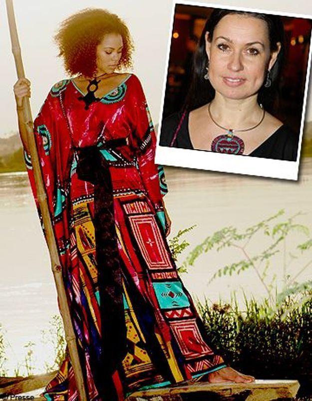 Katherine Pradeau : la mode multiculturelle