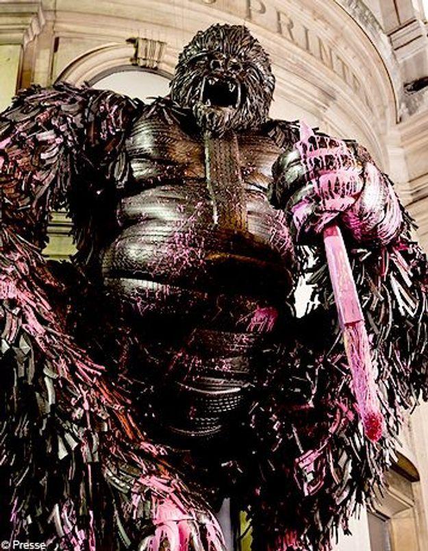 King Kong au Printemps !