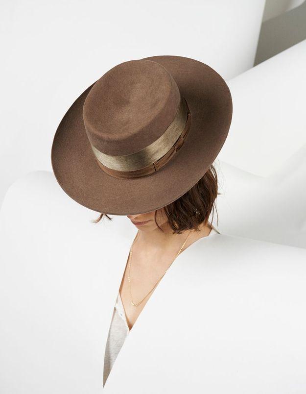 L'instant mode : le chapeau usé de Baptiste Viry