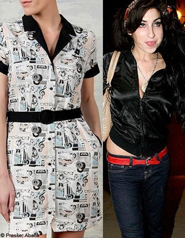 La collection Amy Winehouse pour Fred Perry est en vente