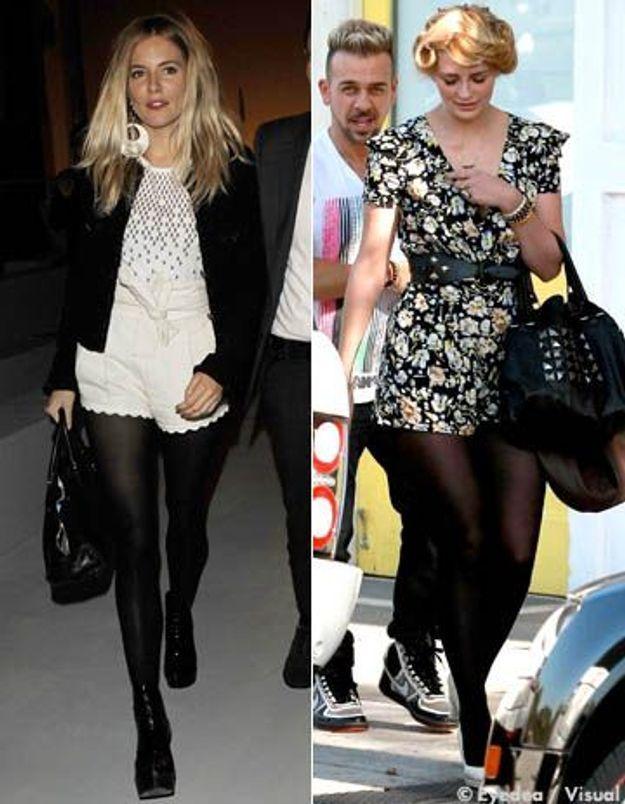 La combi-short ou la culotte ? Les people ont tranché !