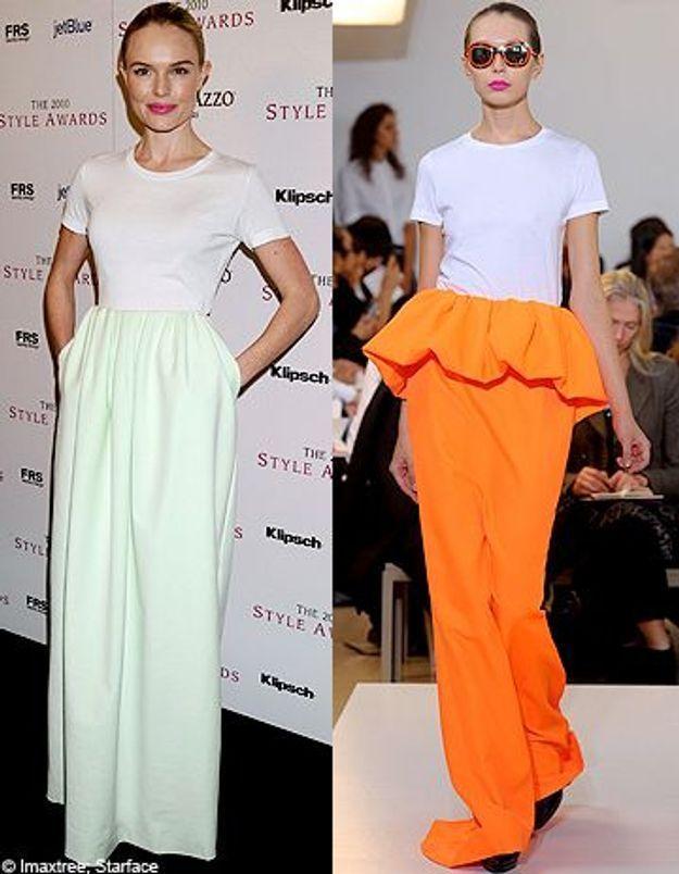 La couleur minimaliste : tendance phare de l'été prochain