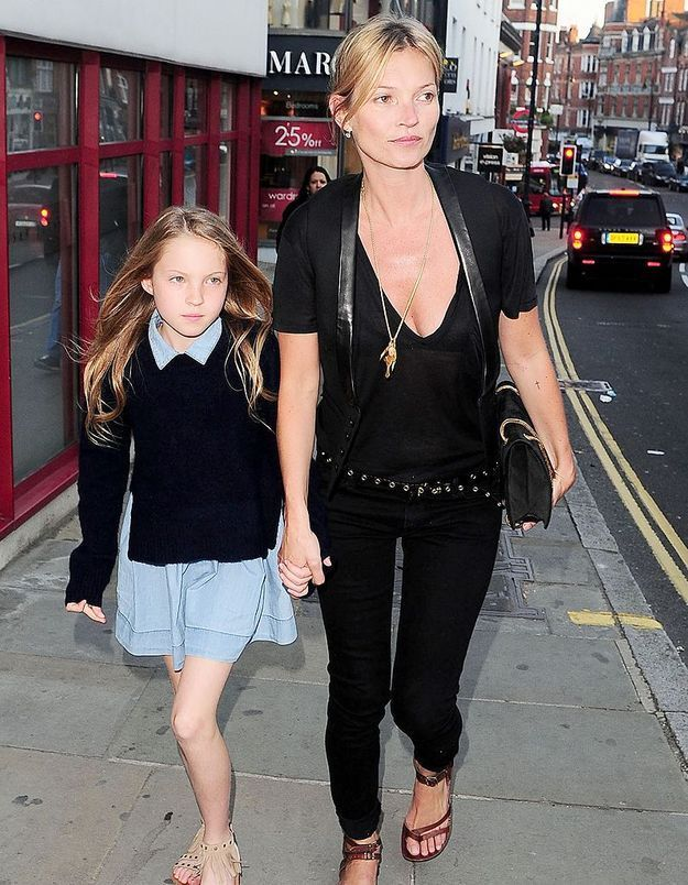 La fille de Kate Moss : future Anna Wintour ?