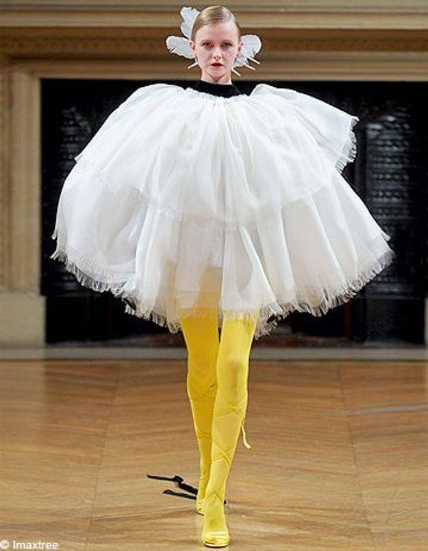 La haute couture printemps-été 2012, c'est maintenant !