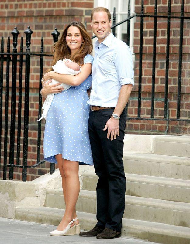 La robe à pois de Kate Middleton crée l'émeute !