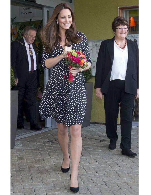 La robe de grossesse Asos de Kate Midleton en rupture de stock