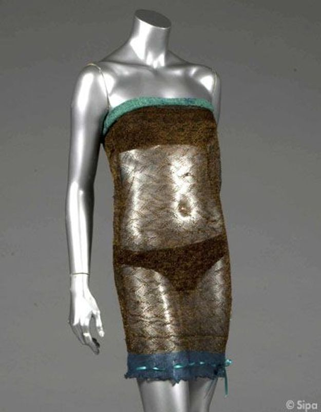 La robe transparente de Kate Middleton vendue aux enchères