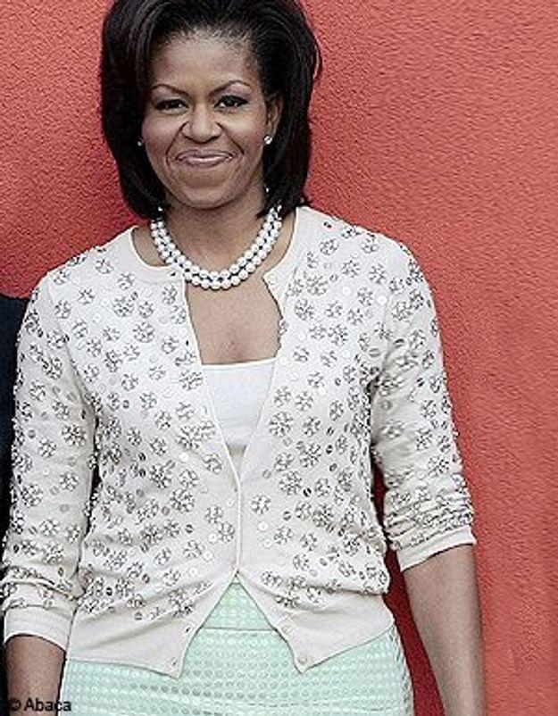 La tournée fashion de Michelle Obama