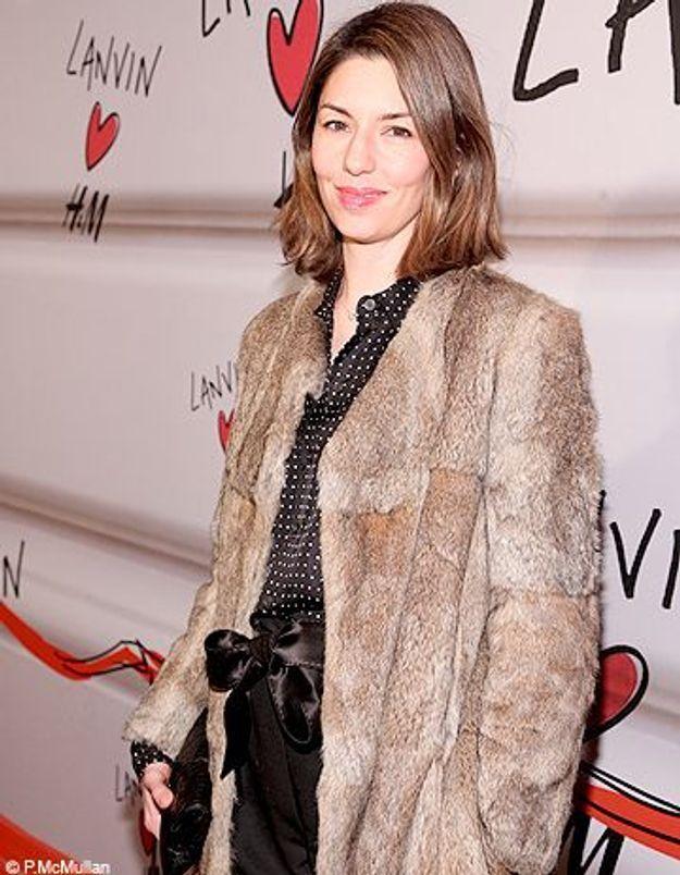 Lanvin pour H&M : Sofia Coppola est conquise !