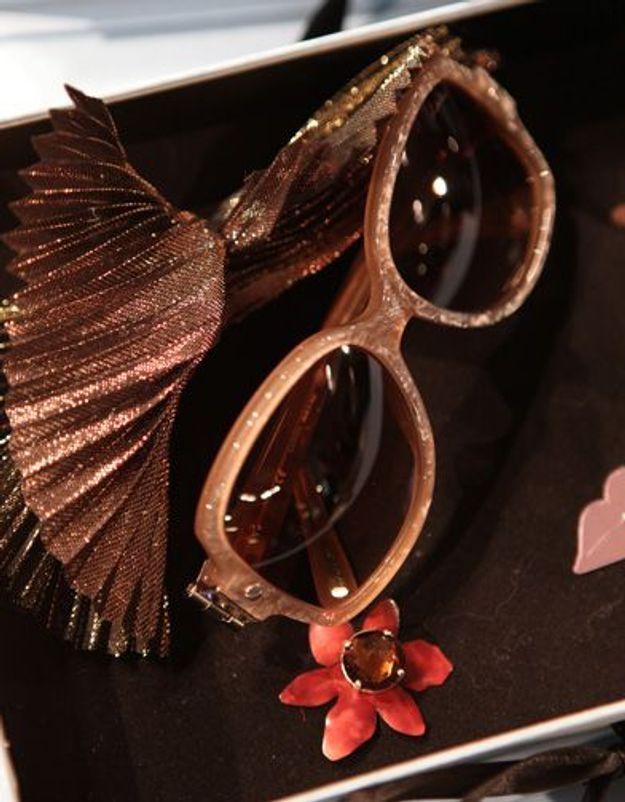 Lanvin signe une nouvelle collection de lunettes de soleil