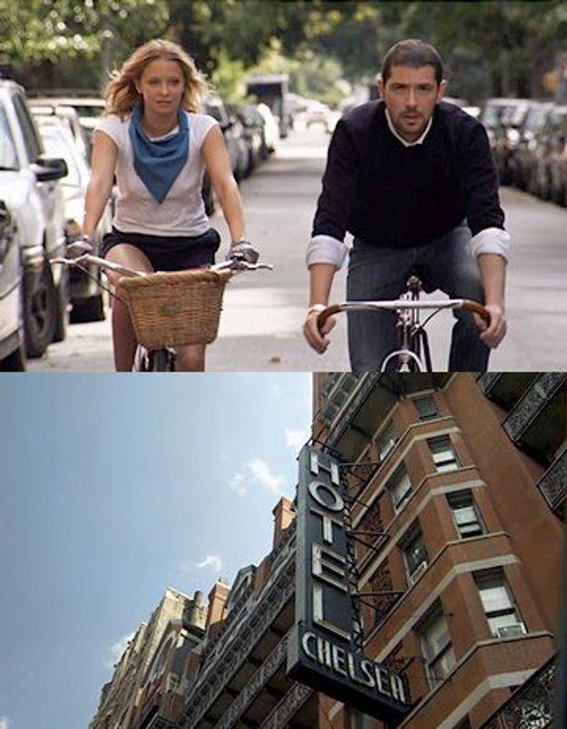 « Last night at Chelsea Hotel », le nouveau film d'André