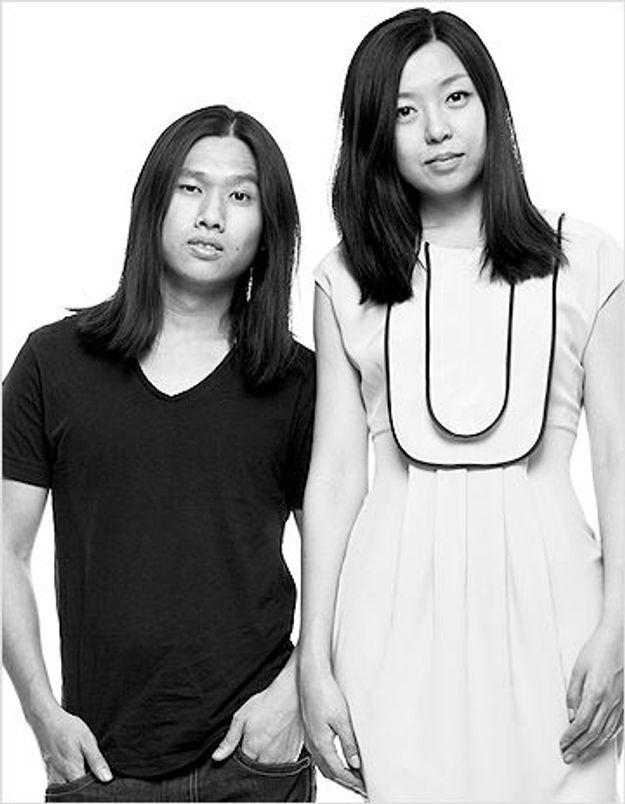 Le duo Belle Ninon à la direction artistique de Cacharel