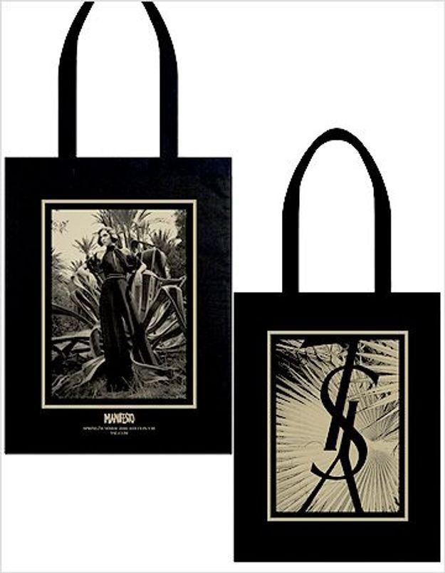 Le Manifesto d'Yves Saint Laurent distribué dans Paris