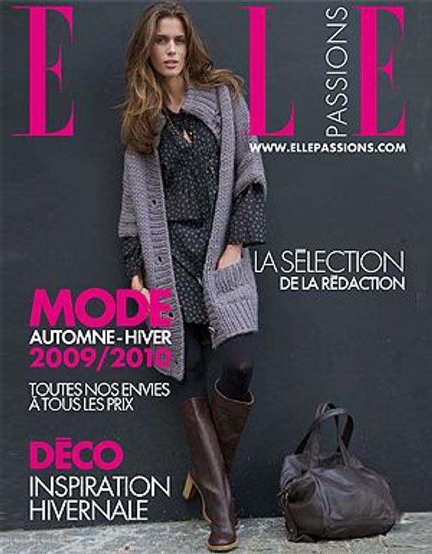Le nouveau catalogue ELLE Passions est en ligne