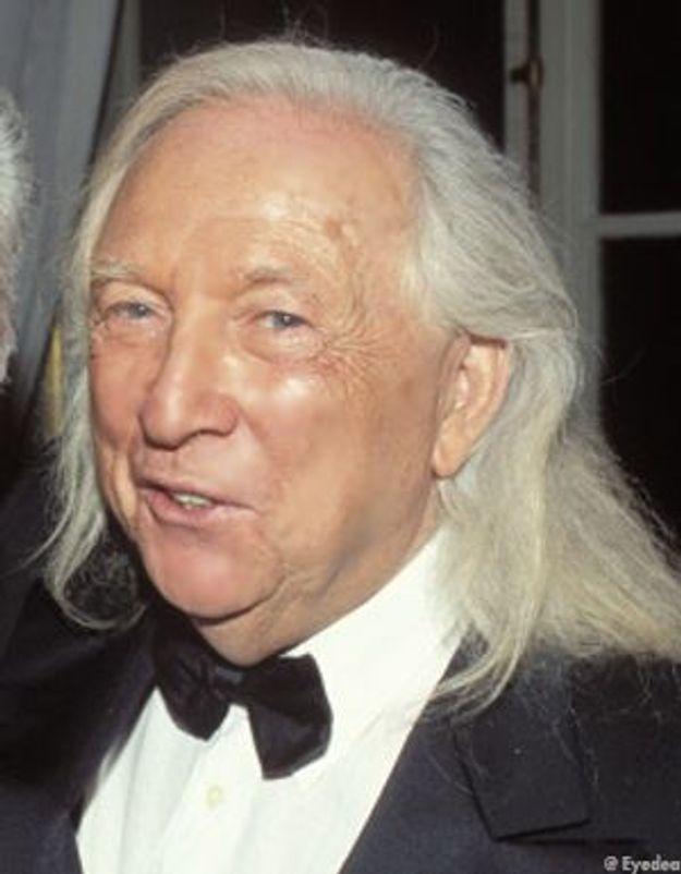 Le styliste Ted Lapidus est mort