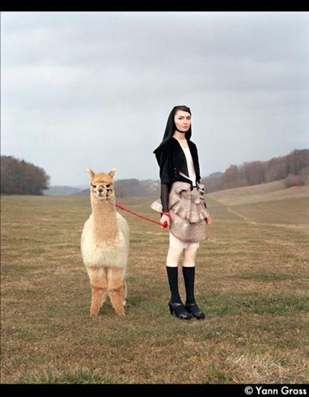 Léa Peckre grande gagnante du Festival de la mode d'Hyères