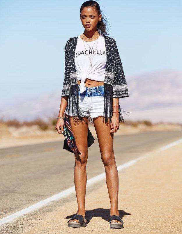 H&M Loves Coachella look 4