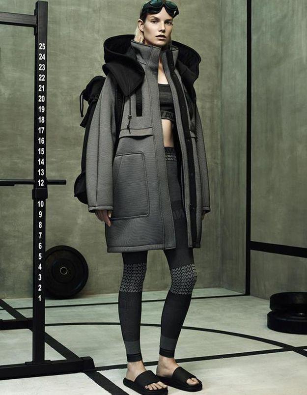 Les 3 premiers looks de la collection Alexander Wang pour H&M